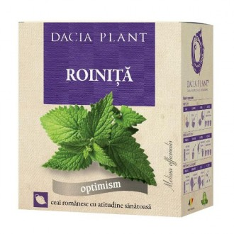 Ceai Roinita 50g Dacia Plant