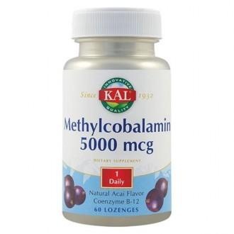 Methylcobalamin 5000mcg 60cpr Secom