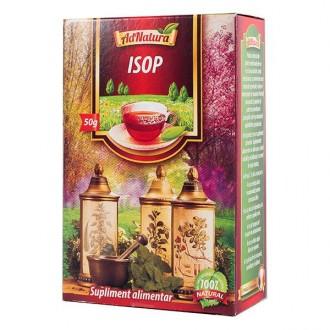 Ceai Isop 50g Adserv
