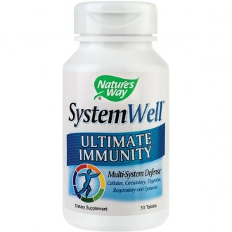System Well Ultimate Immunity 30 tablete Secom