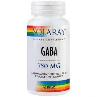 GABA 60 tablete Secom
