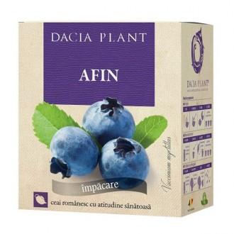 Ceai de Afin Frunze 50g Dacia Plant