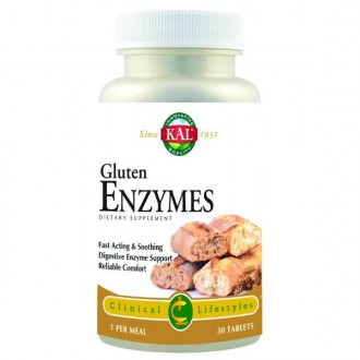 Gluten Enzymes 30 capsule Secom