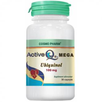 Active q10 mega ubiquinol 30 capsule COSMOPHARM
