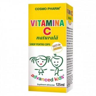 Sirop Vitamina C Naturala, 125ml - Cosmo Pharm
