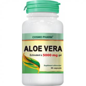 Aloe Vera 30cps + 10cps (gratuit) Cosmopharm