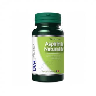 Aspirina Naturala 60 capsule DVR PHARM