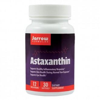 Astaxanthin 12mg 30tb - JarrowFormulas - Secom