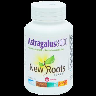Astragalus 8000 mg