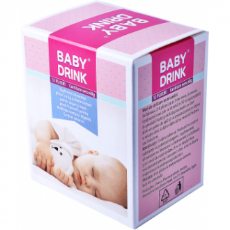BABY DRINK SUPLIMENT ALIMENTAR 12pl, PHARCO