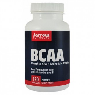 BCAA Branched Chain Amino Acid Complex 120 capsule Secom