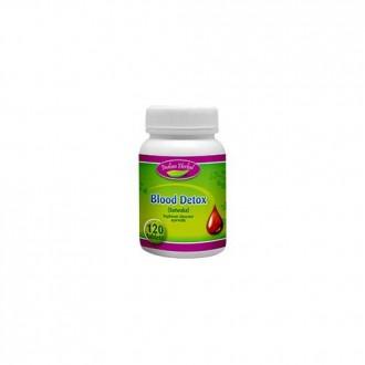 BLOOD DETOX 120 Capsule - Indian Herbal