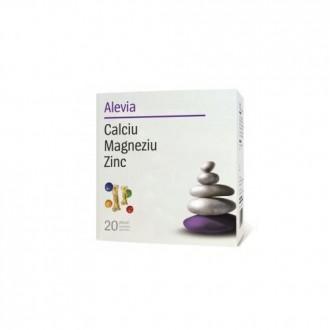 Calciu magneziu zinc (solubil) 20plicuri
