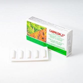 Carpicon s, crema solida (supozitoare) 1.5g-blister 10buc CARPICON