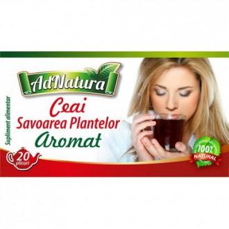 Ceai aromat savoarea plantelor 20plicuri