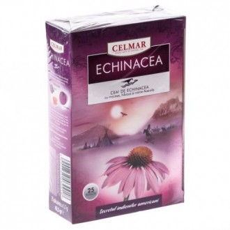 Ceai echinacea, macese si acerola 20 plicuri Celmar