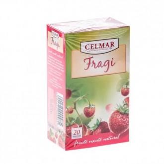 Ceai de fragi 20plicuri CELMAR