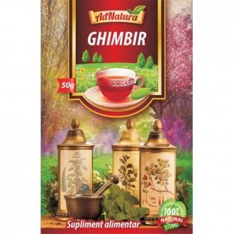 Ceai Ghimbir 50g Adserv