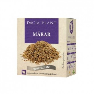 Ceai de Marar Seminte 100g Dacia Plant