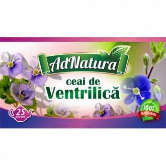 Ceai de ventrilica 25plicuri
