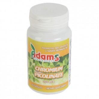 Chromium picolinate 200mcg 30 capsule