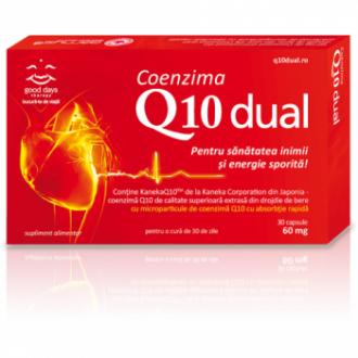 Coenzima Q10 Dual 30cps - Good Days Therapy