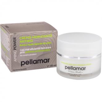 Crema hidratanta antirid, Amino Power, 50ml - Pellamar