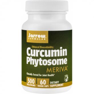 Curcumin Phytosome 500mg 60tb - Jarrow Formulas - Secom