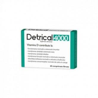 Detrical d3 4000iu 60cpr ZDROVIT