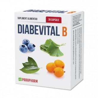 Diabevital B 30 capsule Quantum Pharm