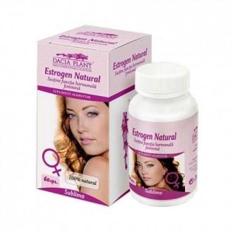 Estrogen natural 60cpr Dacia Plant