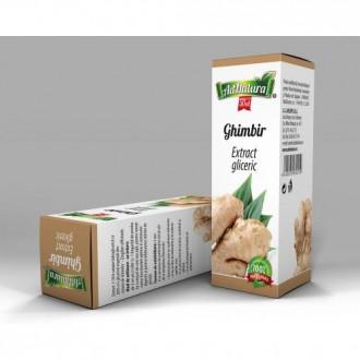 Extract Gliceric Ghimbir 50ml - Ad Natura