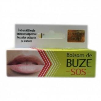 Balsam de buze SOS Feminohelp, 7 ml, Zdrovit