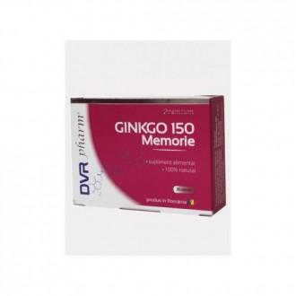 Ginkgo 150 Memorie 20 capsule DVR PHARM