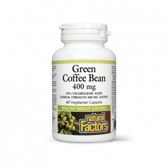Green Coffee Bean 400 mg 60 capsule vegetale