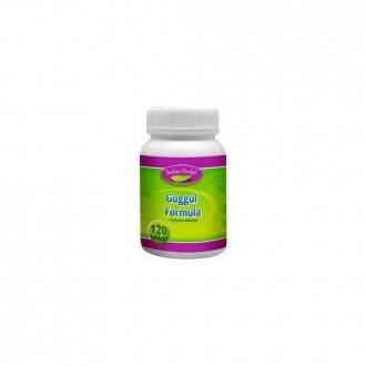Guggul Formula 120 tablete Indian Herbal