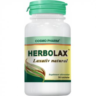Herbolax 30 tablete Cosmopharm
