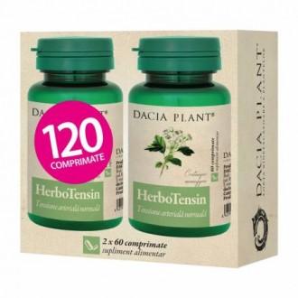 HerboTensin, 60cpr 1+1, Cadou - Dacia Plant