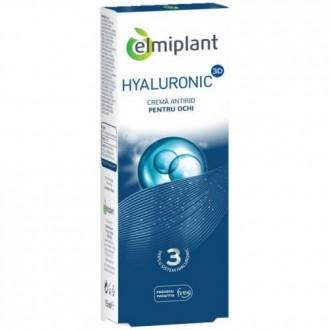 Crema antirid pentru ochi 15ml HYALURONIC 3D