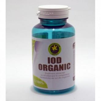 Iod Organic 60 capsule Hypericum
