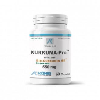 Kurkuma-Pro 550 mg 60 capsule
