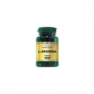 L-arginina 1000 mg premium 60 capsule COSMOPHARM PREMIUM