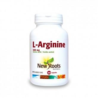 L-Arginina 500 mg 100 capsule
