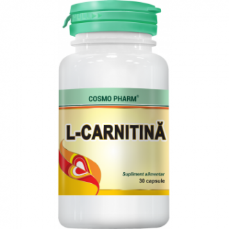 L-CARNITINA, 30cps - Cosmo Pharm