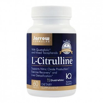 L-Citrulline 60 tablete Secom