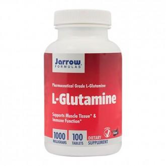 L-Glutamine 1000mg 100tb - Jarrow Formulas - Secom