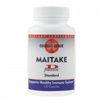 Maitake D-fraction 120tb - Mushroom Wisdom Inc - Secom