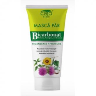 Masca de par pentru regenerare si protectie cu bicarbonat 150ml CETA