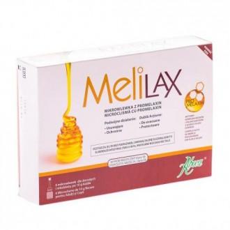 Melilax Adult 6 microclisme Aboca