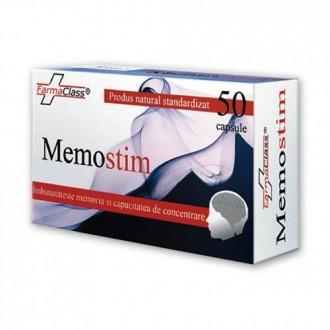 MEMOSTIM 50cps, FARMACLASS